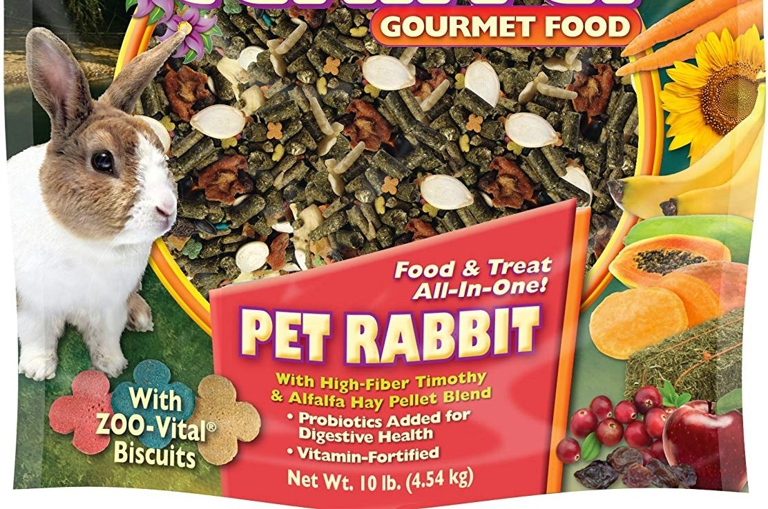 Best Pellet Foods For Rabbits
